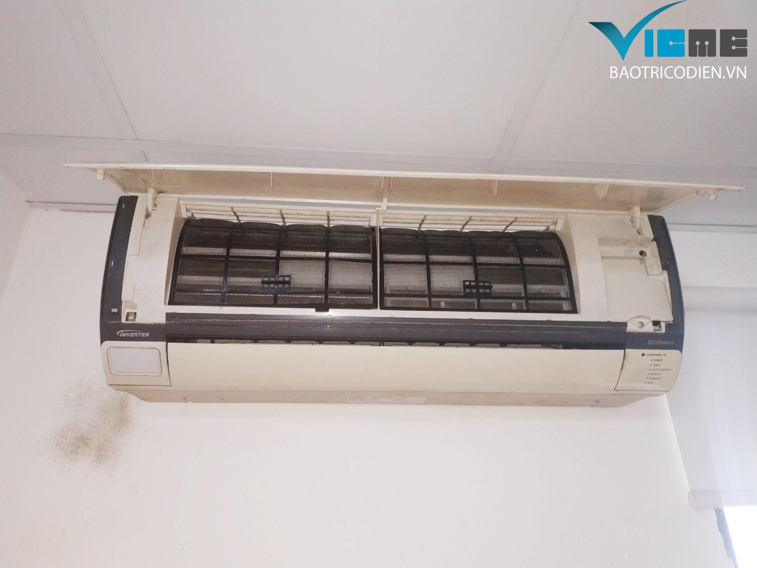 Quy trình bảo dưỡng điều hòa không khí