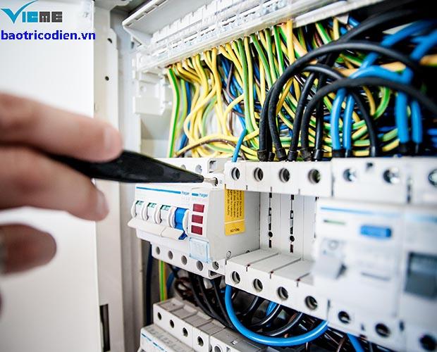 bảo trì hệ thống điện tại nhà