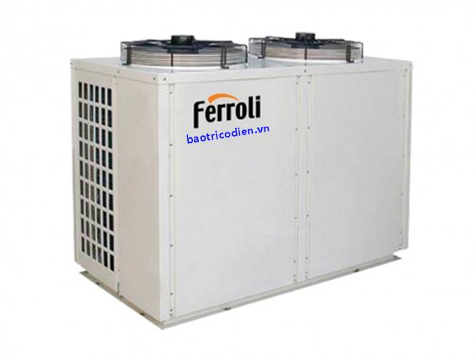 Nước nóng trung tâm Heat Pump cho biệt thự giải pháp hiện đại và tối ưu