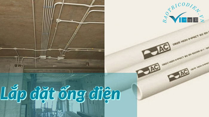 Kỹ thuật thi công điện nước đảm bảo an toàn công trình