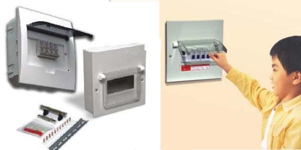 Mỗi loại tủ sử dụng có thể có thông số kỹ thuật khác nhau