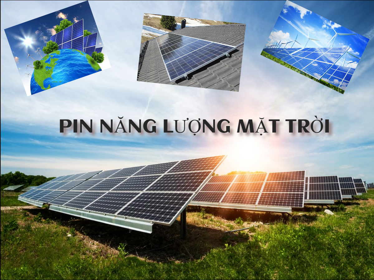 Tấm pin năng lượng mặt trời, cấu tạo và đặc điểm nổi bật