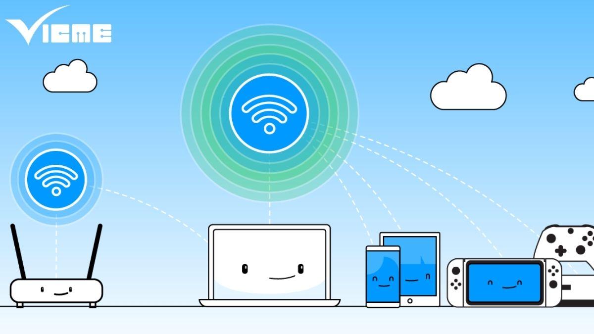 tạo mạng LAN qua wifi 2
