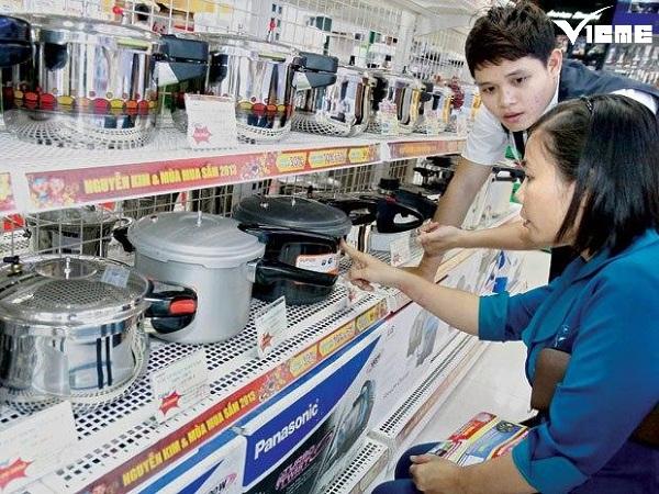 chú ý khi mua đồ điện dân dụng